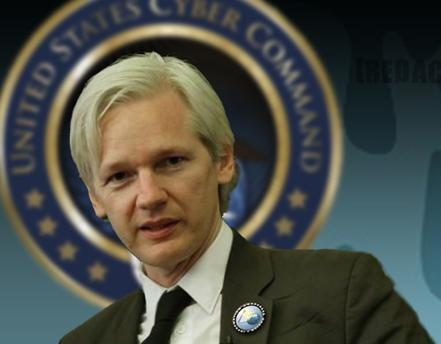 Julian Assange has a halo just like I always told you
