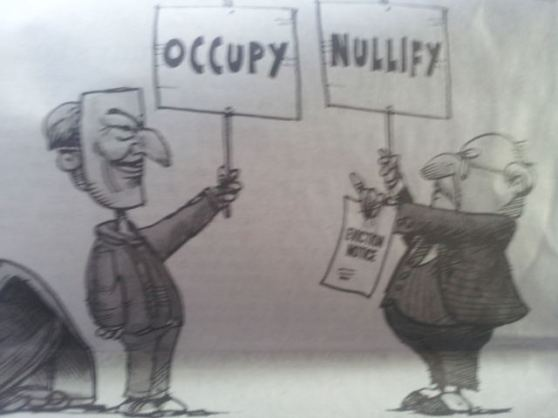 Occupy Nullify