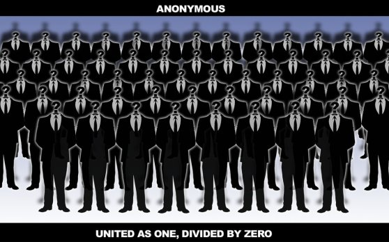 United as one divided by zero