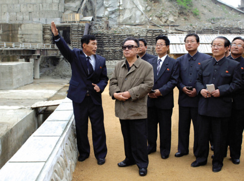 Kim Jong Il reflects on what could have been