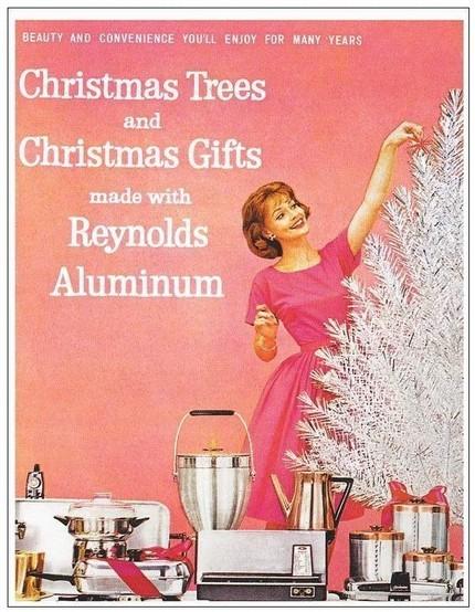 Tinfoil Christmas