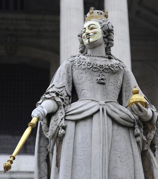 Queen Anonymous
