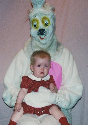 Happy Easter, Kids! You will be eaten first. Should we start with the ears?