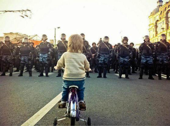 Protest Baby