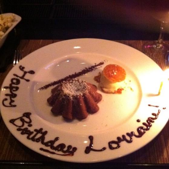 My Birthday Cake