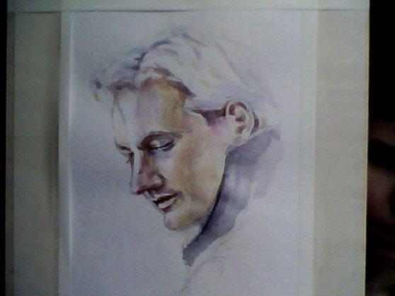 Julian Assange by Cara Spoza