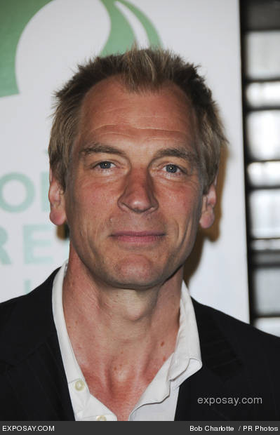 Julian Sands is a Greenie Global Green USA's 6th Annual Pre-Oscar Party Benefiting Green Schools - Arrivals