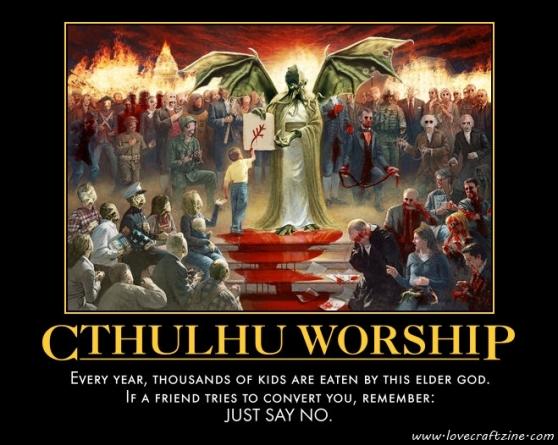 Cthulhu worship