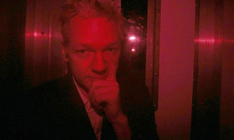 Julian Assange knows that you know