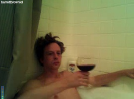 Barrett Brown in tinychat
