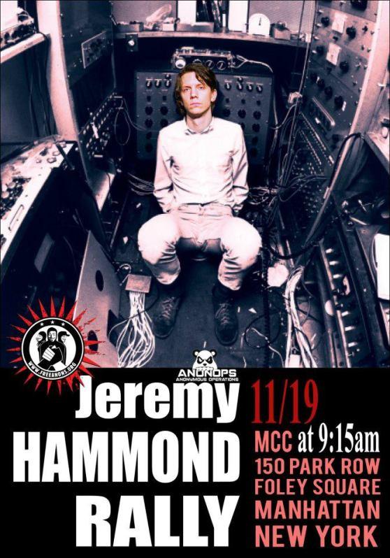 Save Jeremy Hammond