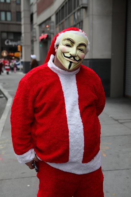 Anonymous Santa