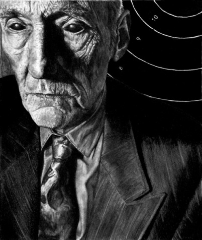 William S Burroughs is on target!