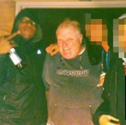 Rob Ford and Pals