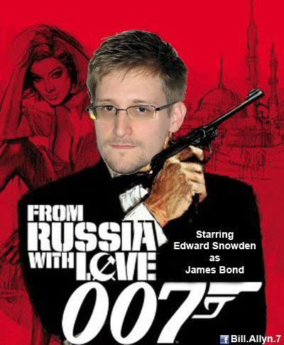 Snowden. Edward Snowden.