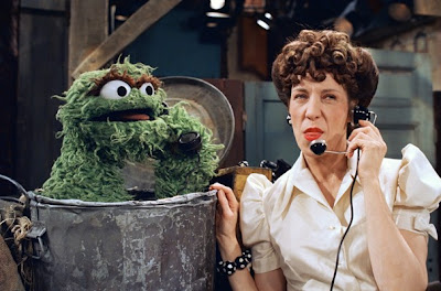 Lily Tomlin calls the Mojave Phone Booth