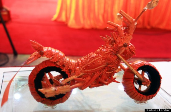 Lobstercycle!
