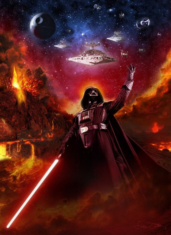 Hail Vader! Hail Operation Global Media Domination!