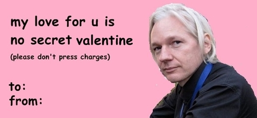 Happy V Day from JA