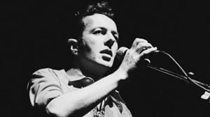 I'm Joe Strummer and you're not