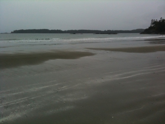 Middle Beach, Not-Ucluelet