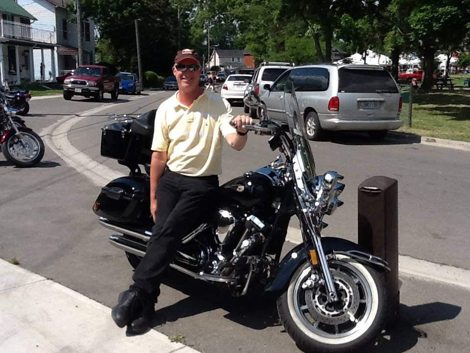 Dan Sparling Ride for Dad
