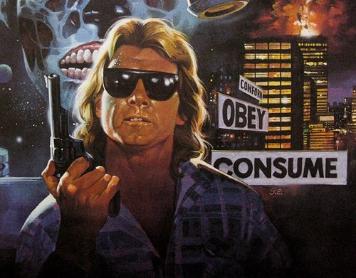They Live! And you'd better believe Rowdy Roddy Piper is gonna do something about it!