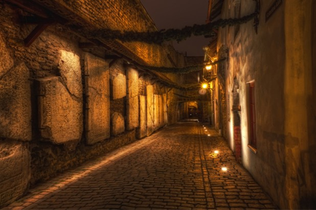 The haunted stable lane