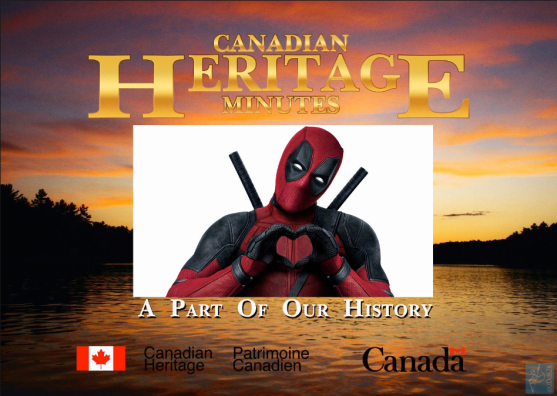 deadpool canadian heritage