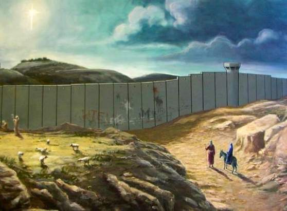 The Banksy Christmas Card, 2015
