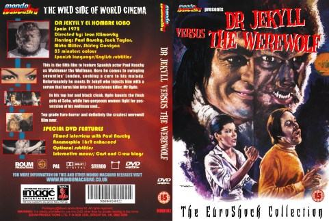 Dr Jekyll versus the Werewolf