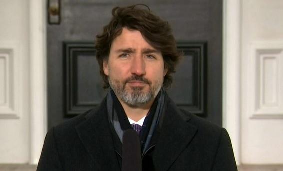 Justin Trudeau Feb 2 2021