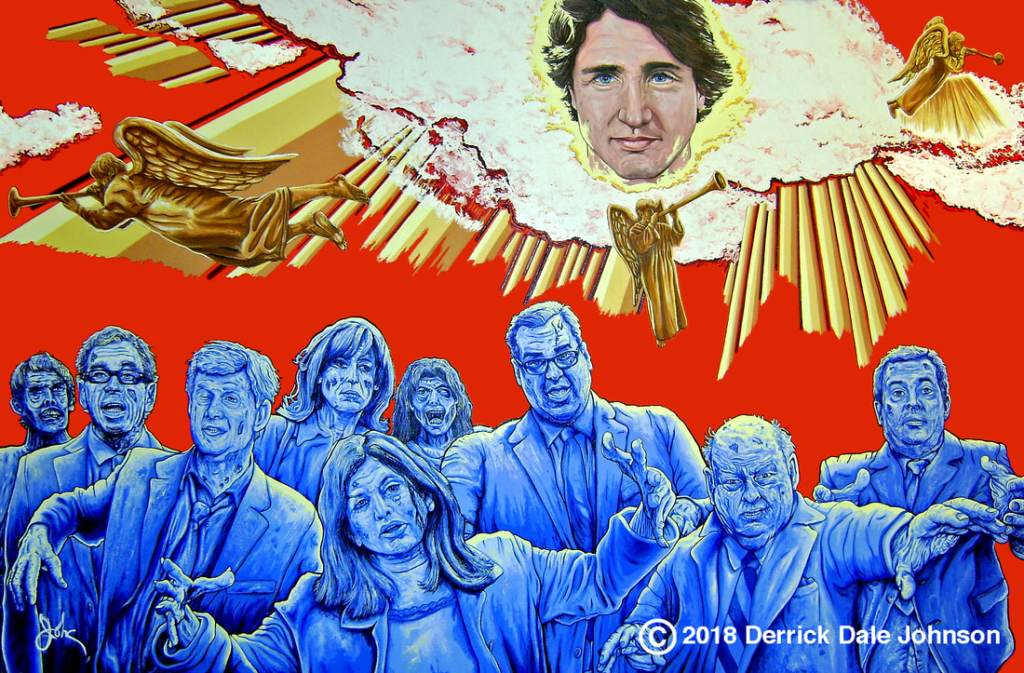 The Second Coming of Trudeau
